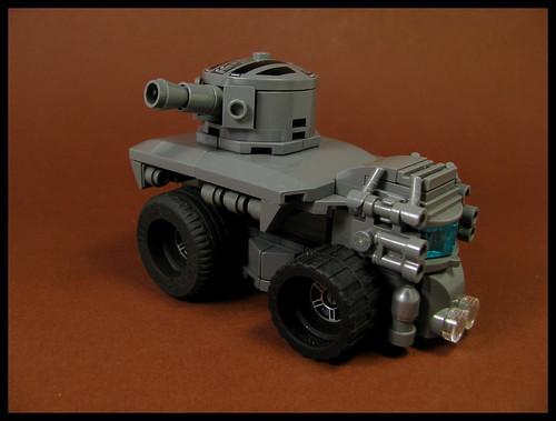 Gun Truck