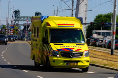 Ambulance Zuid-Holland-Zuid, Roepnummer: 18-187