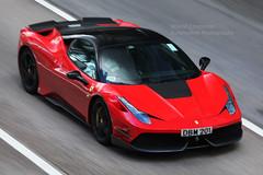 "Ferrari, 458 Italia ""Misha Design"", Wan Chai, Hong Kong"