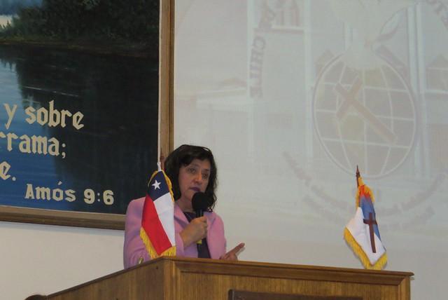 Segundo Encuentro de Dorcas sector 9 en iglesia Pablo de Rocka