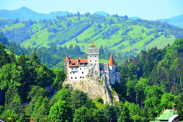 Dracula's Castle Transylvania Romania
