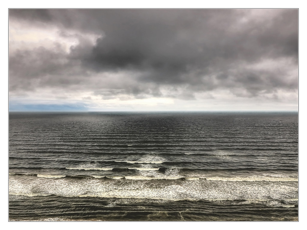 Castlerock NIR - Inner Seas off the West Coast of Scotland