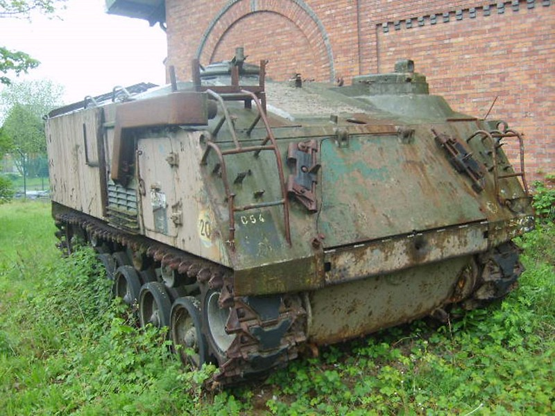 M75 Armored Infantry Vehicle 00001