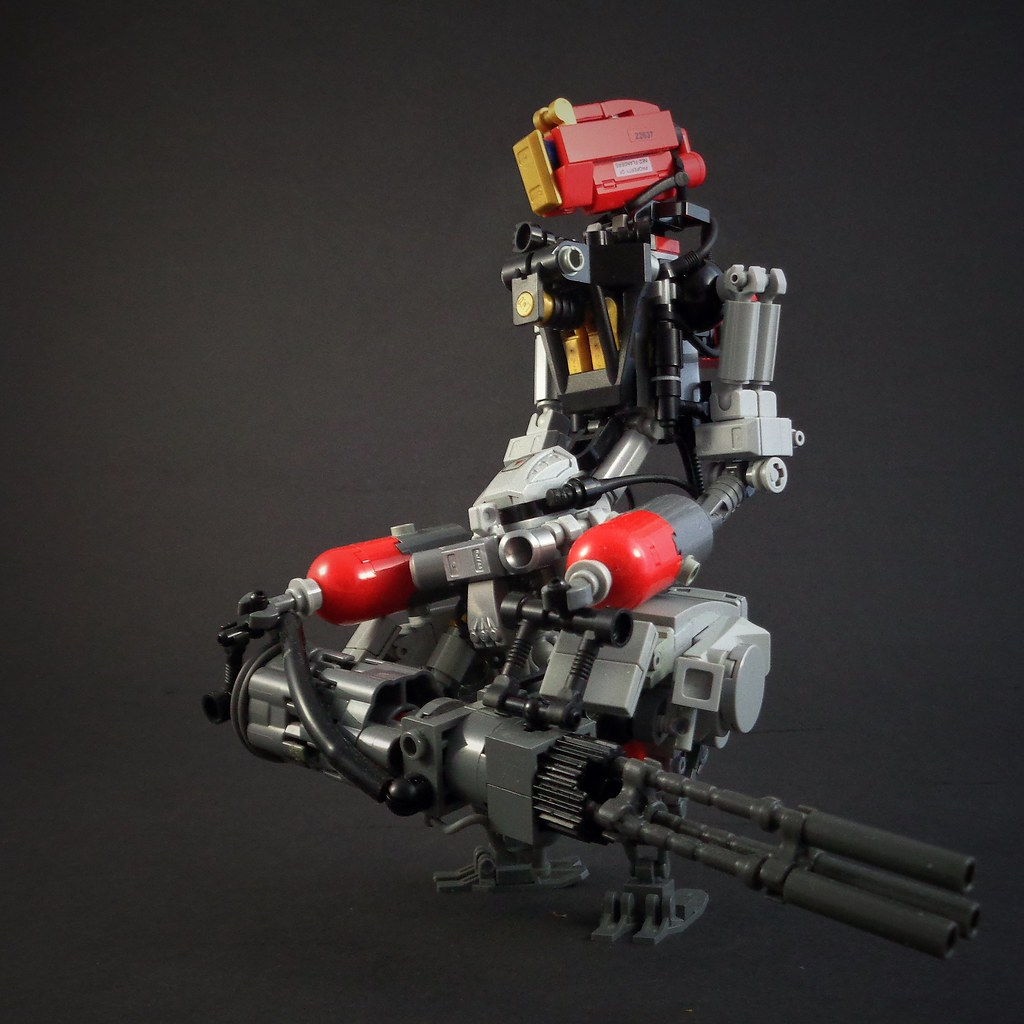 HUF-2 Assault Droid (custom built Lego model)