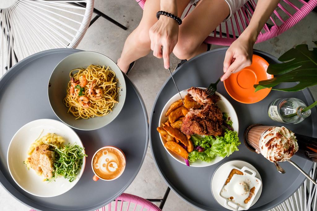 Petaling Jaya cafes