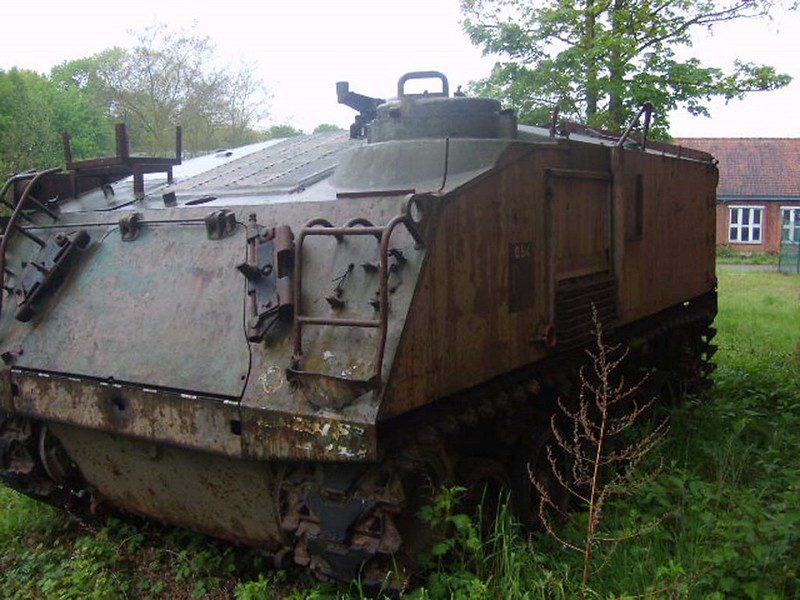 M75 Armored Infantry Vehicle 00003