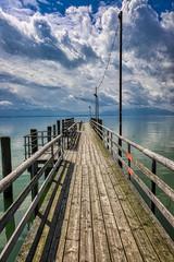 Bavarian Footbridge