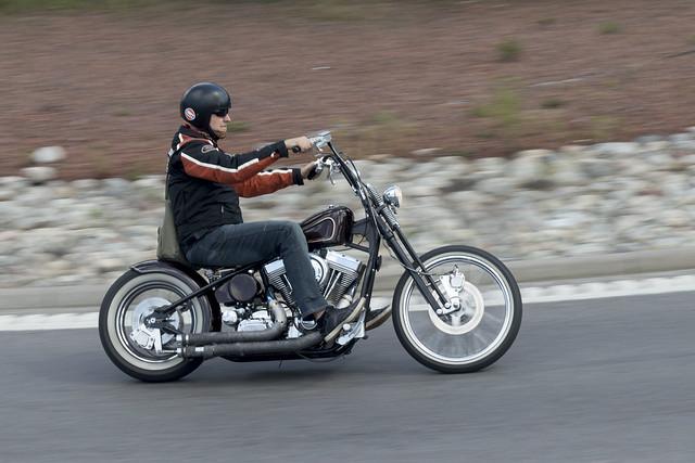 Not at full throttle
