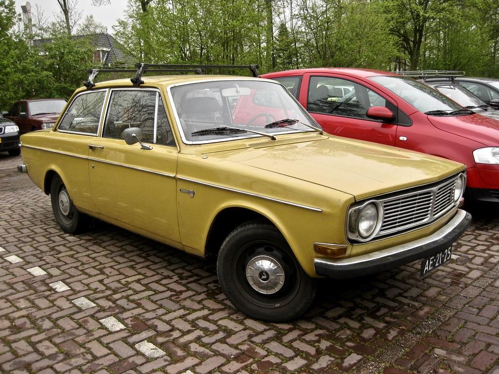 1970 VOLVO 142S B20