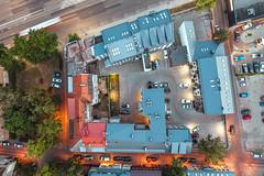 Quarter | Kaunas aerial