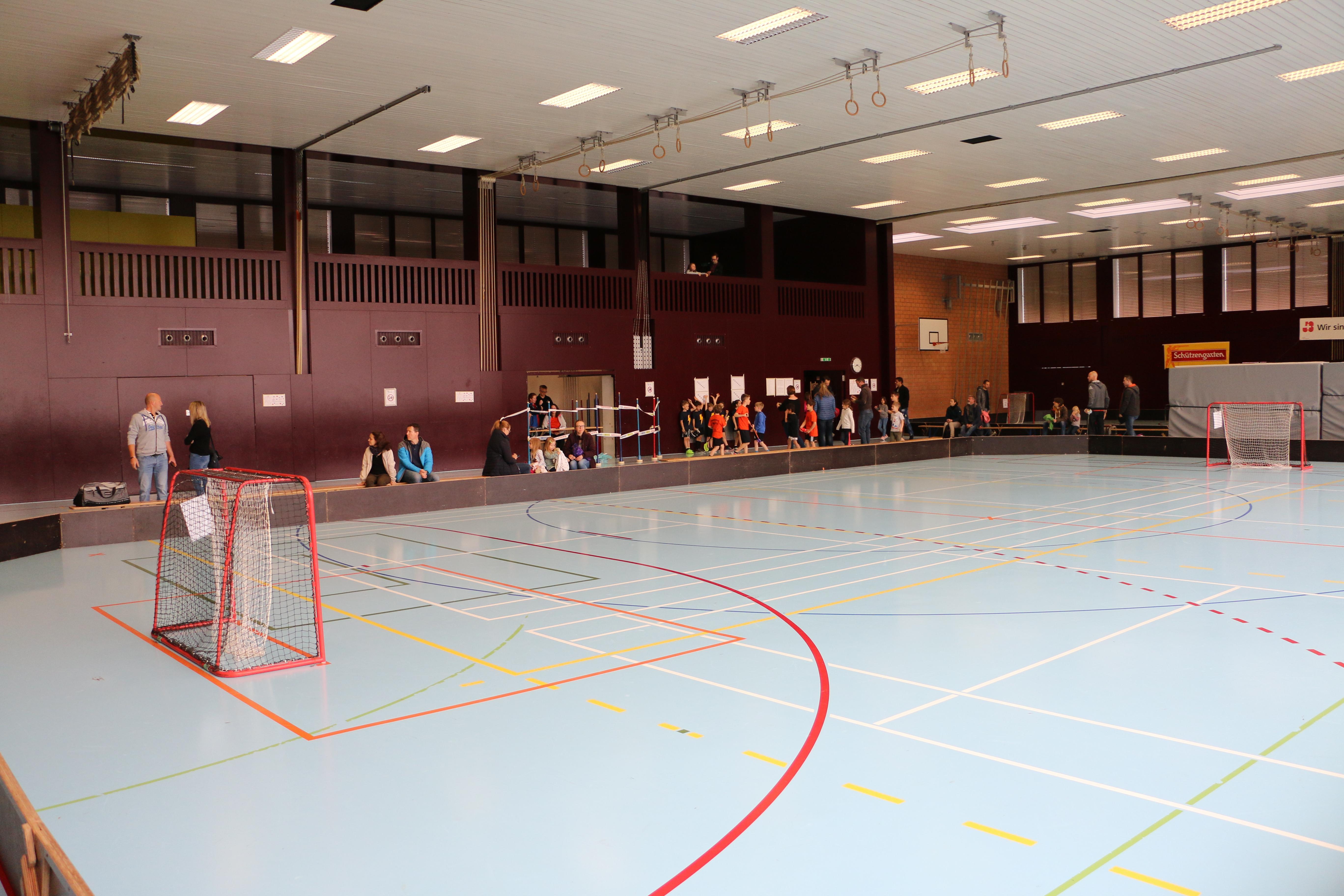 Unihockeyturnier Wittenbach, 2019