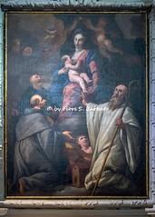 Poppi (AR), 2019, Oratorio della Madonna contro il morbo.