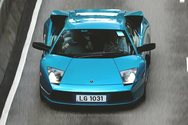 Lamborghini, Murciélago,