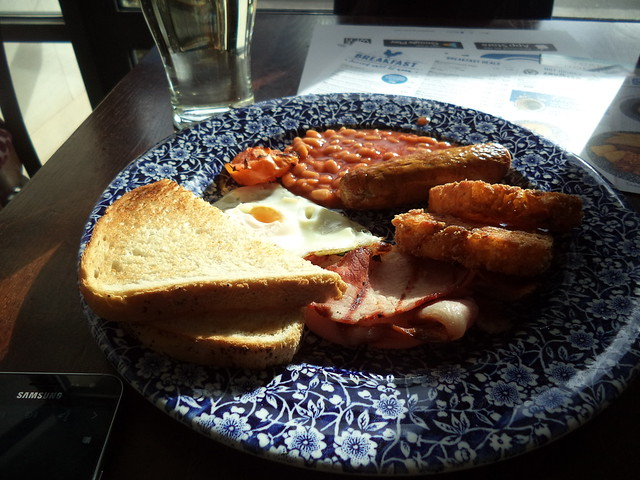 Wetherspoons English Breakfast