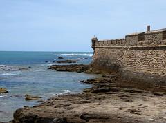 Cadiz - Castle of San Sebastian