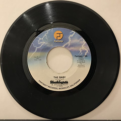 THE BLACKBYRDS:WALKING IN RHYTHM(RECORD SIDE-B)