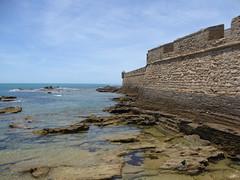 Cadiz - Castle of San Sebastian 2