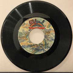 EDWIN BIRDSONG:RAPPER DAPPER SNAPPER(RECORD SIDE-B)