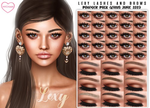 Lexy Lashes & Brows @ Powder Pack