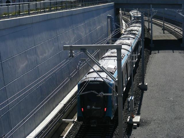 Sydney Metro opening day 26.5.2019