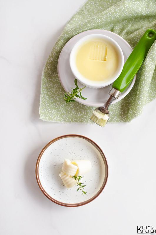 burro di olio extravergine