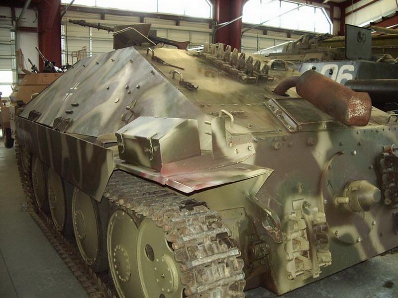 Jagdpanzer 38 Hetzer 00004