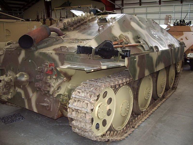 Jagdpanzer 38 Hetzer 00002