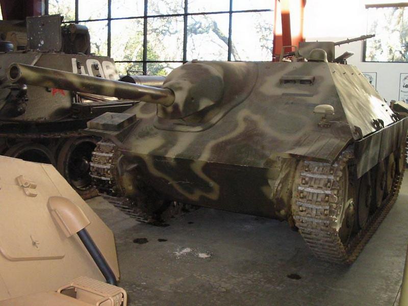Jagdpanzer 38 Hetzer 00001