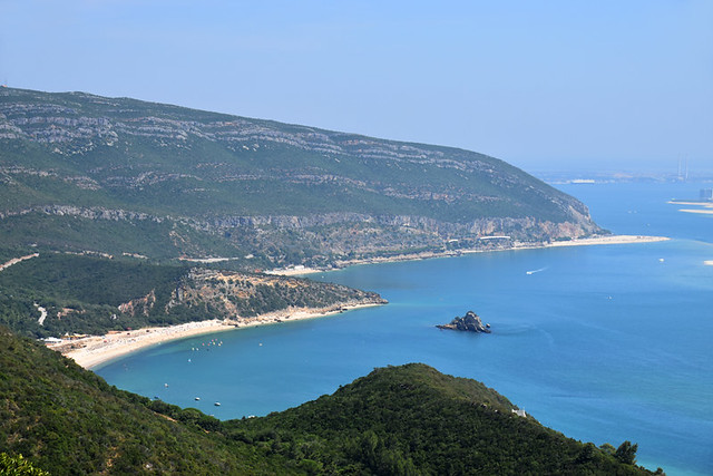 Arrabida beaches, Setubal, Portugal