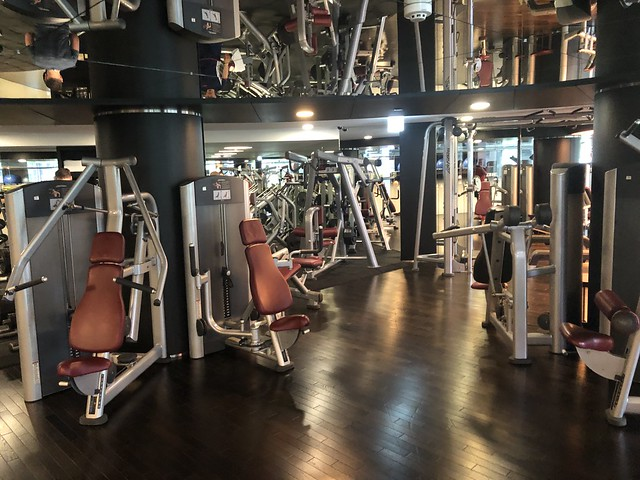 Fitness Westin Chosun Seoul