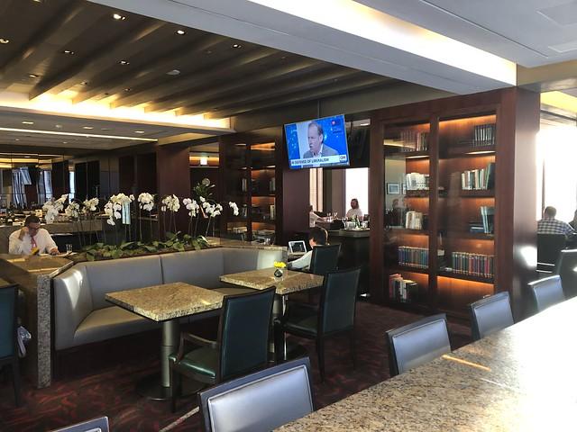 Club lounge Westin Chosun Seoul