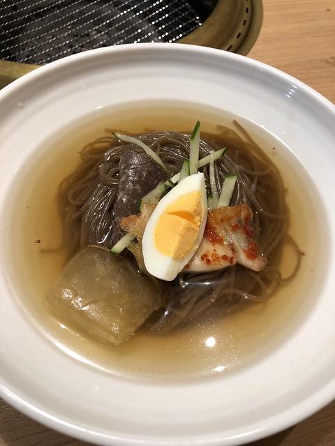 冷麺_ワンカルビ