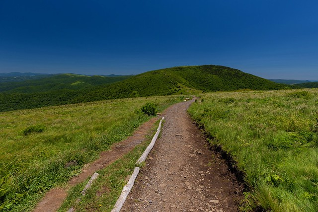 On the AT (Appalachian Trail)
