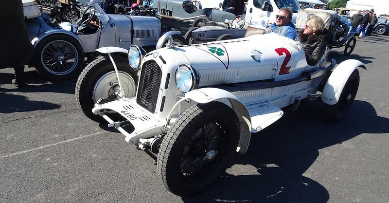Alfa Roméo 8C Monza ex Rudolf Caracciola  N°246 - VRM 2019 48072328952_a6ba8822d6_c