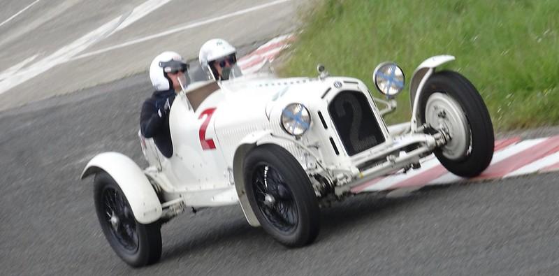 Alfa Roméo 8C Monza ex Rudolf Caracciola  N°246 - VRM 2019 48072328977_428561d9ff_c