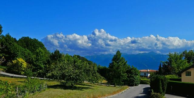 SWITZERLAND - Near Lausanne