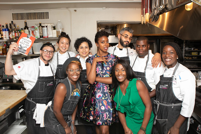 2019 Iconoclast Dinner at The James Beard House