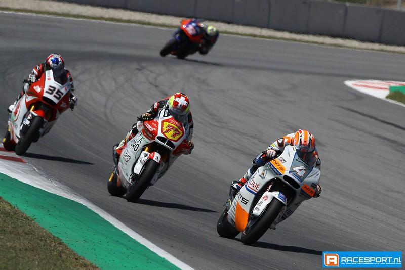 Moto2 race