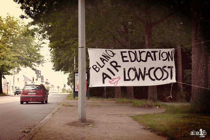 [16 Juin 2019] – Un jour, une photo : Un message de bienvenue à l'entrée de la ville !