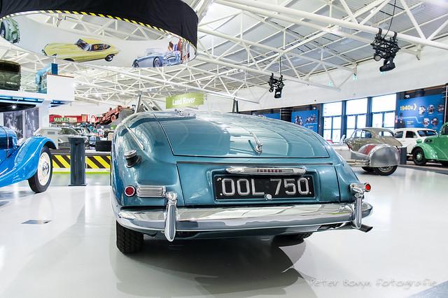Sunbeam-Talbot Alpine Mk1 - 1954