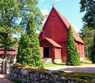 Sottunga church