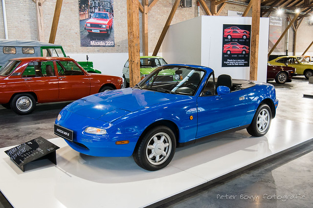 Mazda MX-5 - 1990