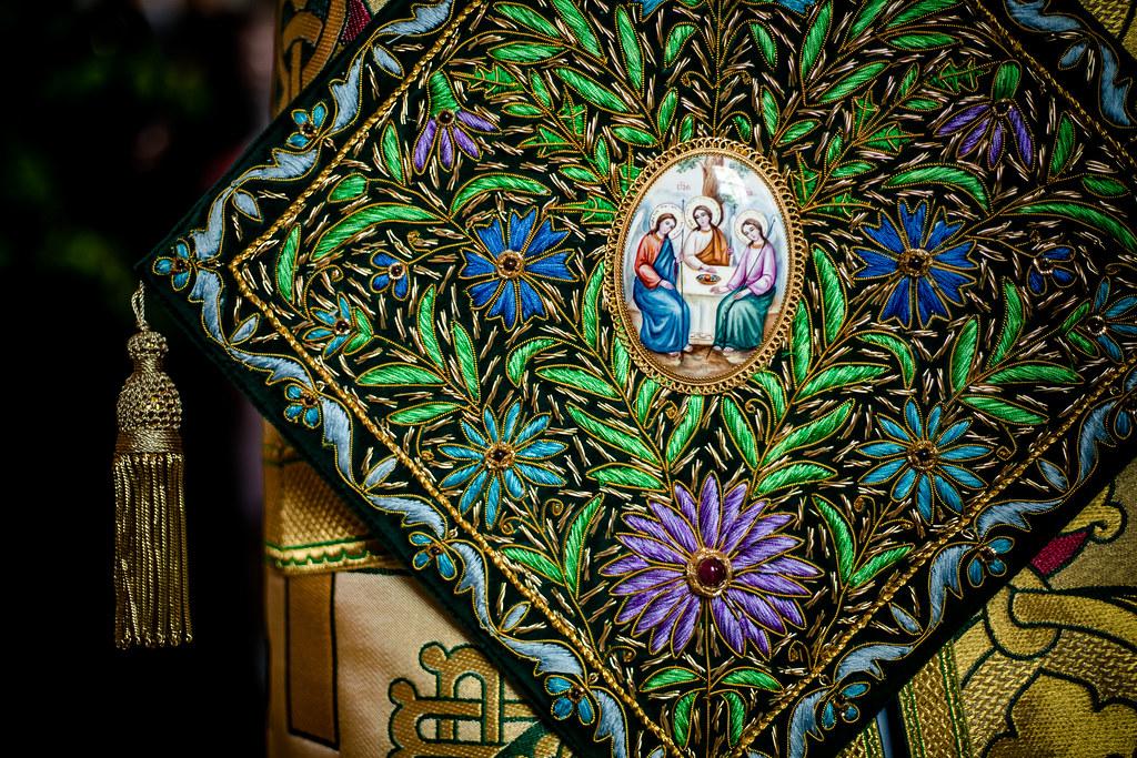 15-16 июня 2019, День Святой Троицы. Пятидесятница / 15-16 June 2019, Trinity Sunday. Pentecost
