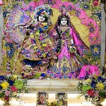 ISKCON London Deity Darshan 16 June 2019