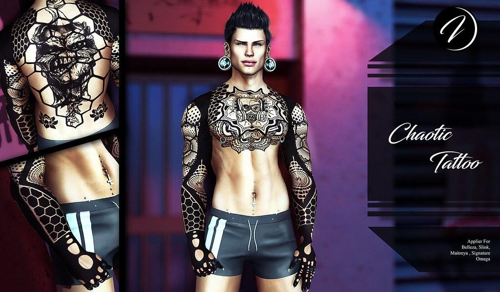 ..:. INKer ::.. Chaotic Tattoo