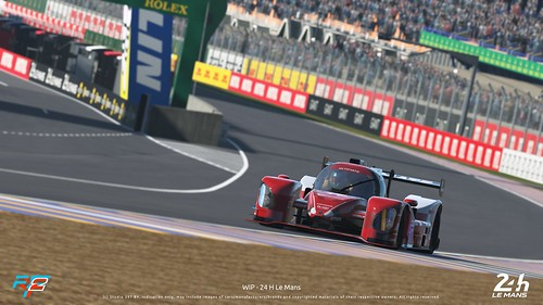 rFactor 2 Le Mans 2