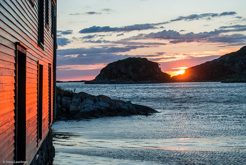Norwegian summer night