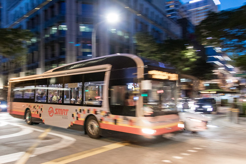 Public Transport in Singapore | by MunichTramSpotter