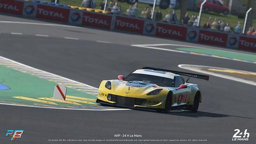 rFactor 2 Le Mans 1