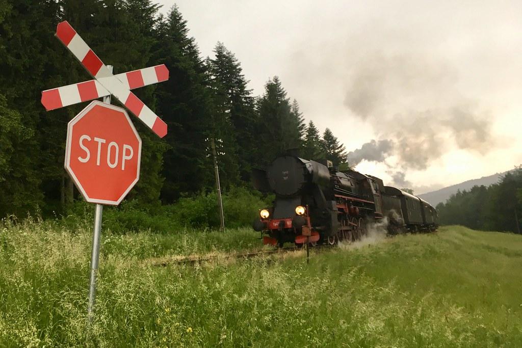 Pociąg specjalny / Extraordinary train